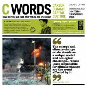 C Words: Carbon, Climate, Capital, Culture