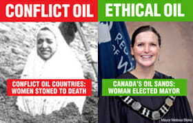 "Top 5 reasons why tar sands cover-up ""ethicaloil.org"" is a seriously dirty trick"