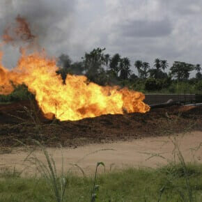 Report ties Shell to human rights abuse, environmental destruction in Niger Delta