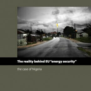 The reality behind EU 'energy security'