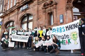 RBS and Climate Week - who dumped who?