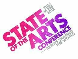 Platform at State of the Arts Conference, #sota12