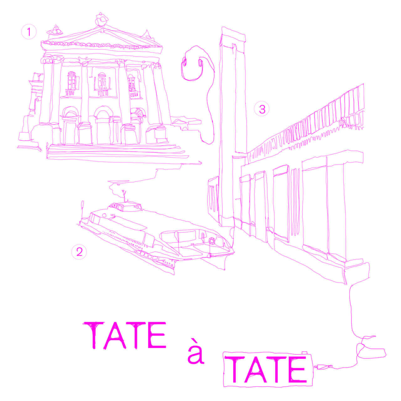 'Tate à Tate' Launch Party 23.3.12