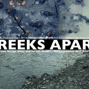 Creeks Apart: screening and talk in Deptford @ 6pm - 28 July 2012