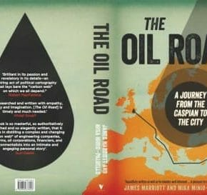 The Oil Road @ Marxism - 7pm Saturday 7th July