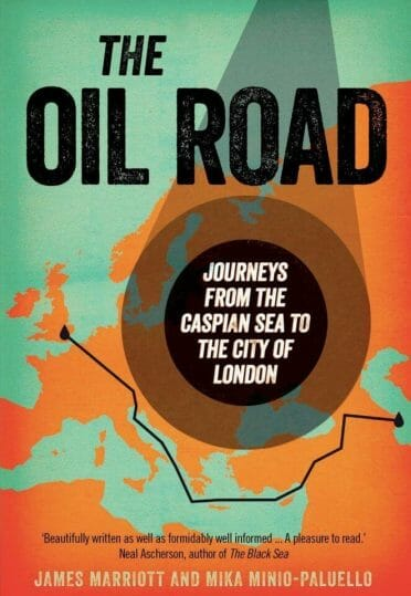 The Oil Road Cover