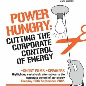 Power Hungry - 6 Billion Ways film night @ Rich Mix, 6.30pm, 25th September