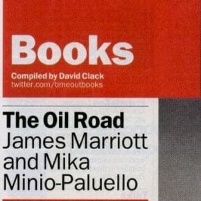 Putting the Oil Road on the map - 5 star review kicks off campaign