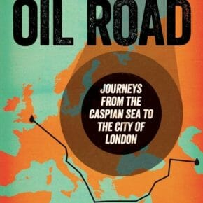 Paul Mason discusses #TheOilRoad at the LRB Bookshop