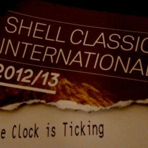 Shell Classic International: A musical mask and a social licence