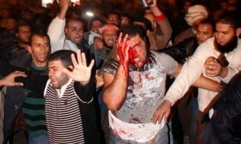 Egypt erupts as Muslim Brotherhood supporters clash with protesters