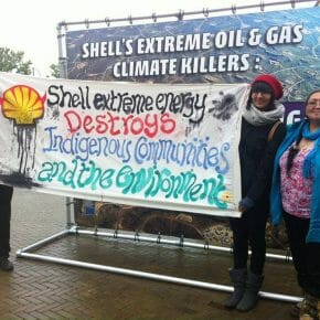 "Shell AGM: ""With patience and saliva the ants devour the elephant"""