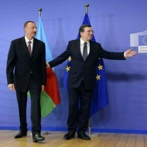 Signing of TAP agreement delayed as Aliyev tries to silence EU critics