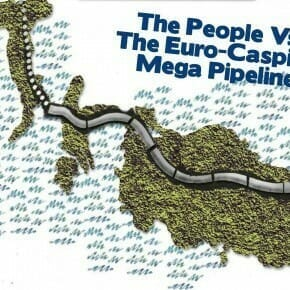 Europe's Gas Grab - the Euro-Caspian Mega Pipeline