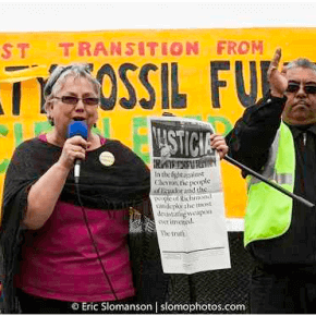Richmond, California - winning against big oil