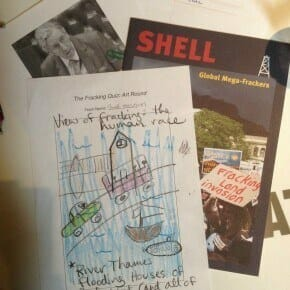 A Night at the Museum - the Shell sponsored Fracking Quiz