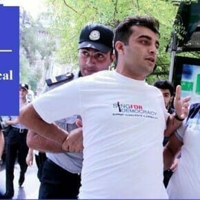 Human rights activist and Platform ally Rasul Jafarov arrested in Azerbaijan