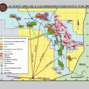 Crackdown intensifies in oil region - Shell pledges to keep paying Syrian regime
