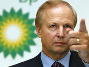 Bob Dudley, CEO of BP