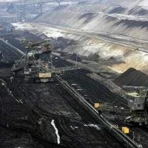 UK local council pensions lose £683 million with coal crash