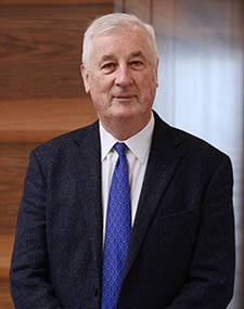 Brian Anderson - former head of Shell Nigeria in 1990s