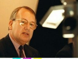 Cor Herstroter - chairman of Royal Dutch Shell in 1990s