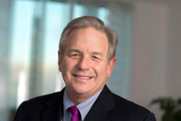 Charles 'Chad' Holliday - Chairman of Royal Dutch Shell from May 2015