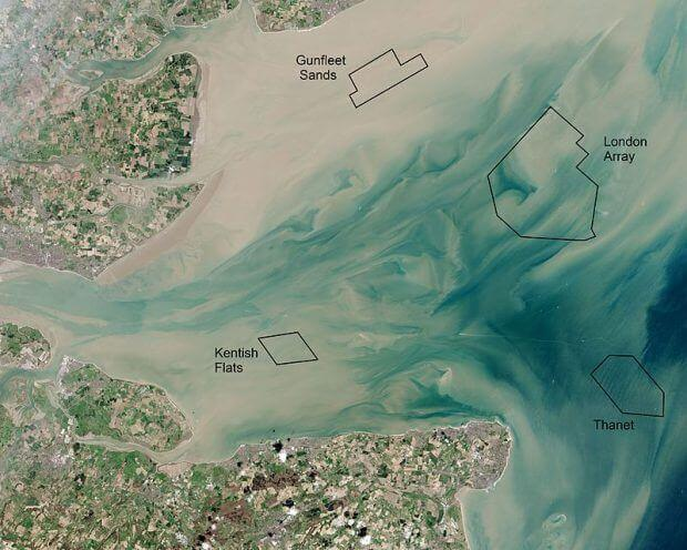 Thames_Estuary_and_Wind_Farms_from_Space_NASA_with_annotations