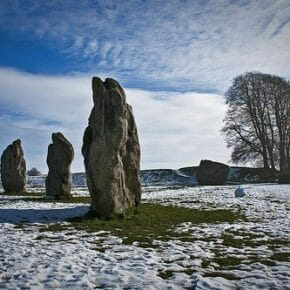 Avebury and the infrastructure of community