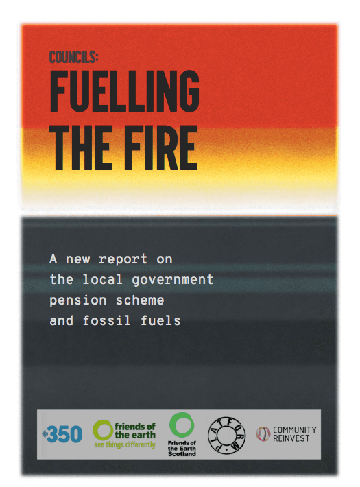 Councils: Fuelling the Fire