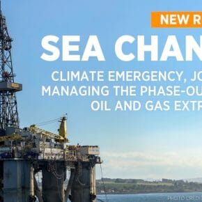 North Sea oil: The unmentionable climate emergency scandal… until now